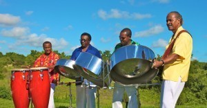 Caribbean Steel Drum Music