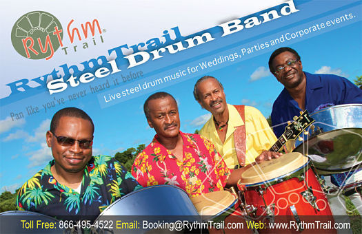 Steel Drum Players Melbourne Florida