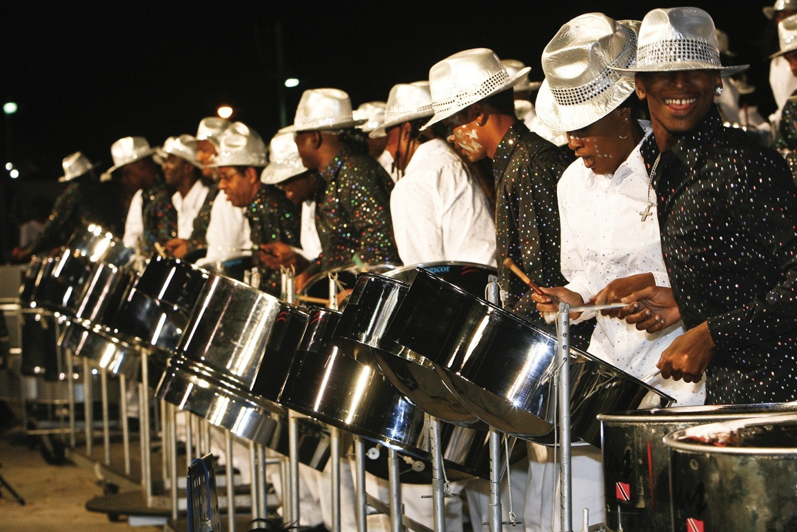 Panorama Trinidad S Yearly Steel Drum Bands Competition