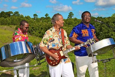 Steel Drum Players Vero Beach Florida
