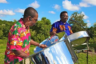 Steel Drum Players New Smyrna Beach Florida